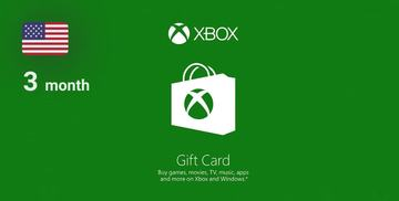 Buy Xbox Live GOLD Subscription Card 3 Months NORTH AMERICA XBOX LIVE Xbox Gift Card on Difmark.com