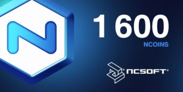 Buy NCSOFT 1600 Ncoins GAMECARD on Difmark.com