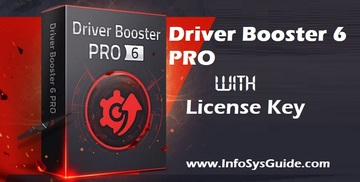 Buy Driver Booster 6 PRO 1 Year 3 PCs IObit Key GLOBAL Performance on Difmark.com